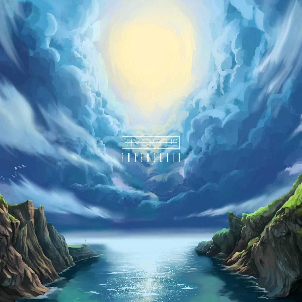 TIMŌRĀTUS Reverentia Album Cover