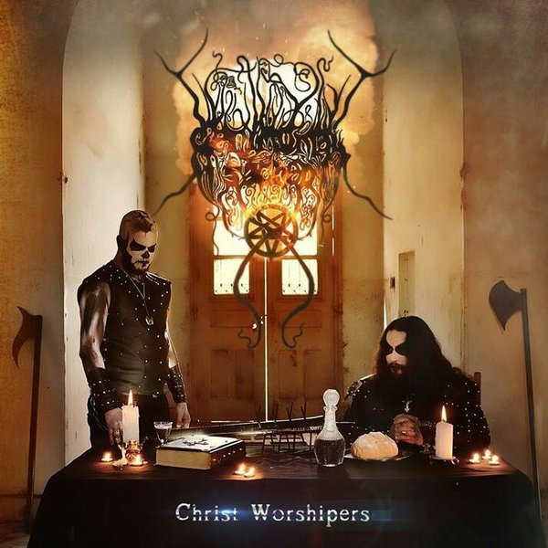 CERIMONIAL SACRED CHRIST WORSHIPPERS REISSUE CD