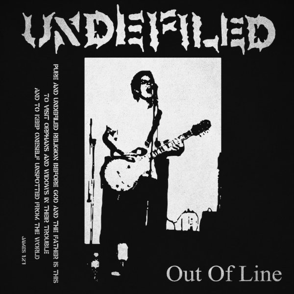 The Undefiled Out Of Line 7 Quot Vinyl Vision Of God Records