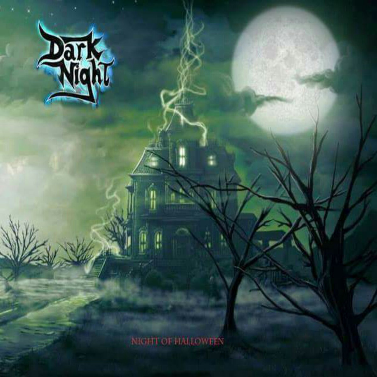 Dark Night Night Of Halloween Cd Or Digital Vision