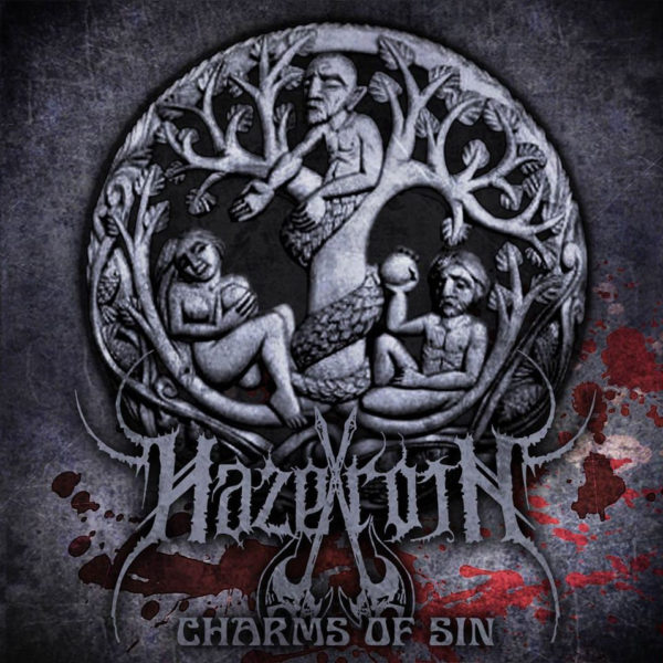 Hazeroth - charms of sin CD