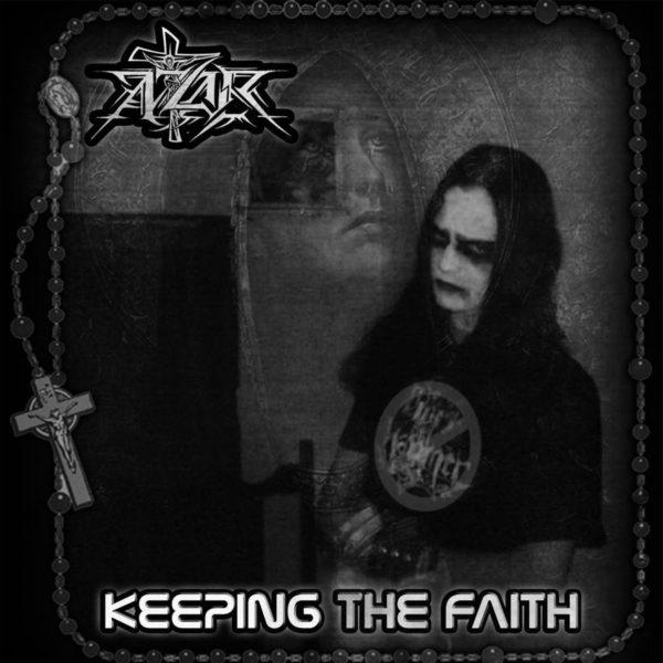 Keeping The Faith by Azar CD