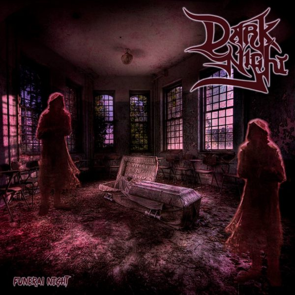 Dark Night Funeral Night