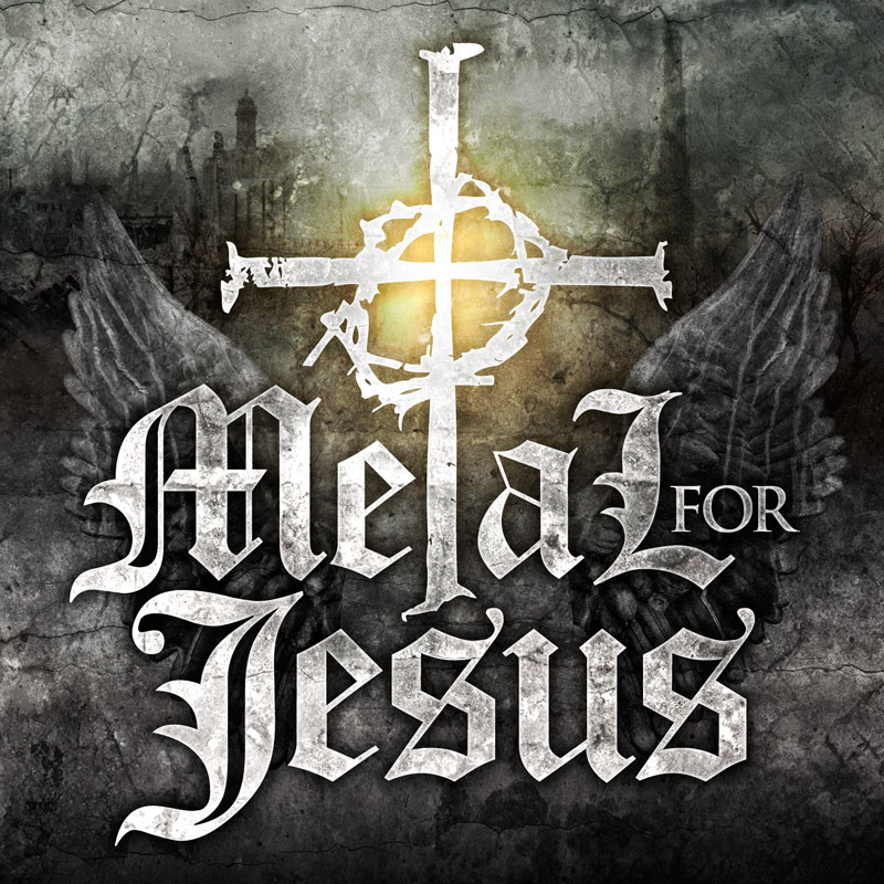 Metal For Jesus Compilation Cd Vision Of God Records