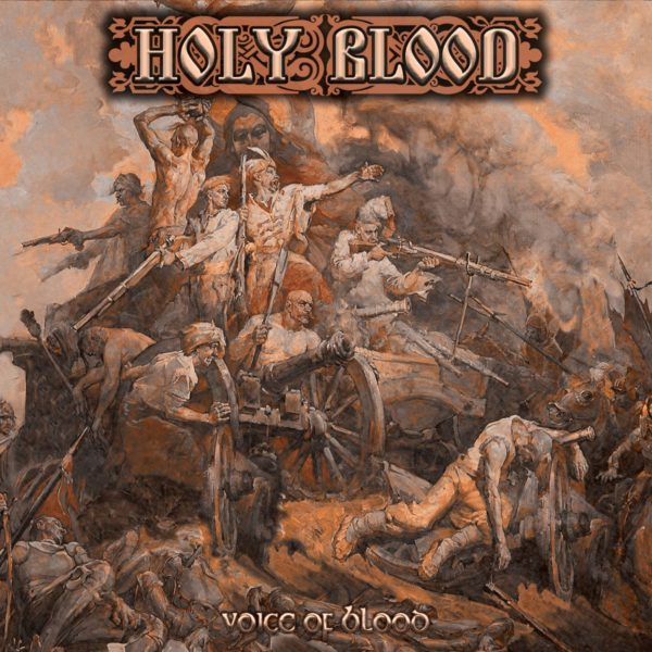 Voice Of Blood by Holy Blood
