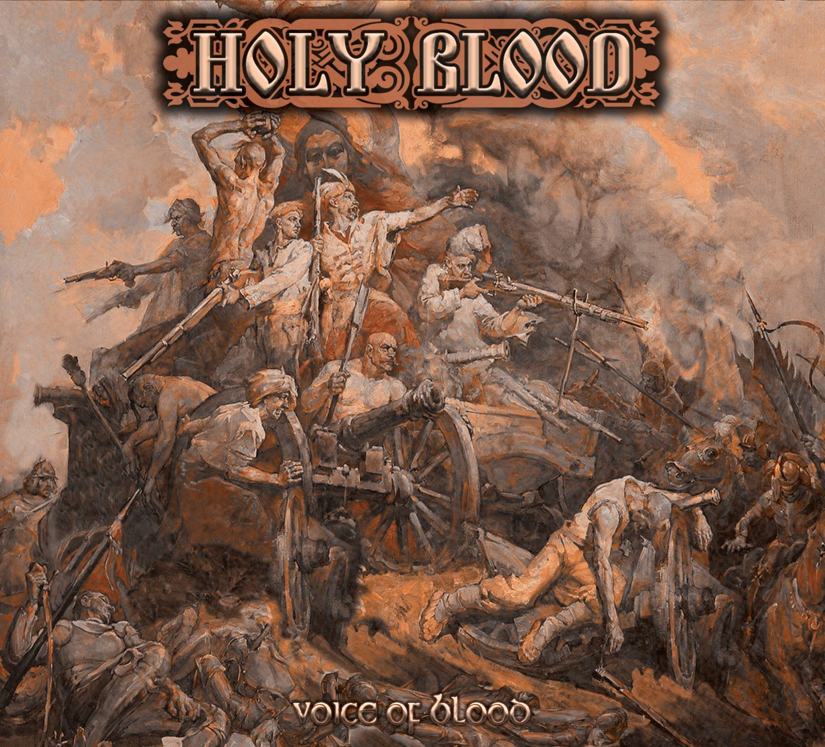Holy Blood Voice Of Blood 12 Quot Vinyl Vision Of God