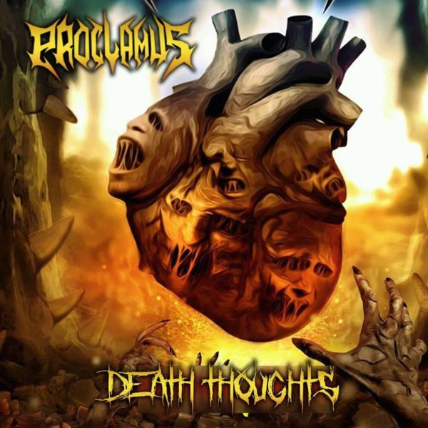 Proclamus - Death Thoughts (EP) 2019