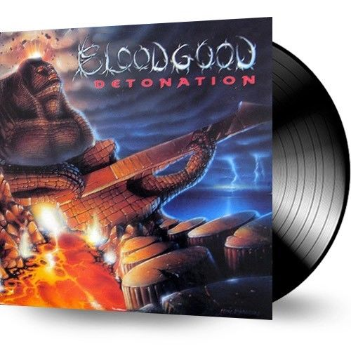 Bloodgood Detonation 12 Quot Vinyl Vision Of God Records